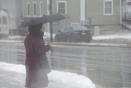 Alerte météo: Encore de la pluie verglaçante
