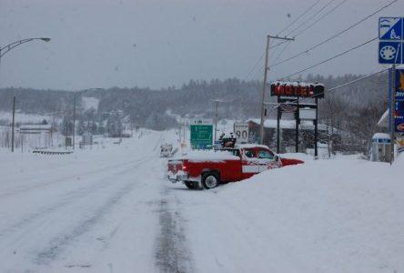 Les routes 138 et 381 demeurent fermées aux véhicules lourds
