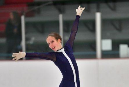 Rose Savard-Ferguson remporte l'argent aux Jeux du Québec