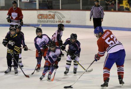 Classique hivernale Bauer: impliquer davantage le hockey mineur