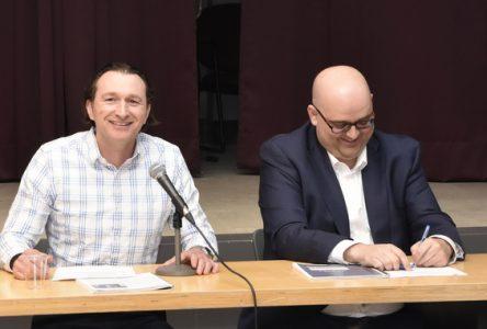Musée d'art contemporain de Baie-Saint-Paul : 40 % de plus d'achalandage