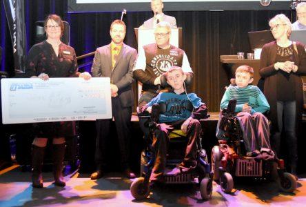 3 000$ pour aider la famille Larouche-Gagnon
