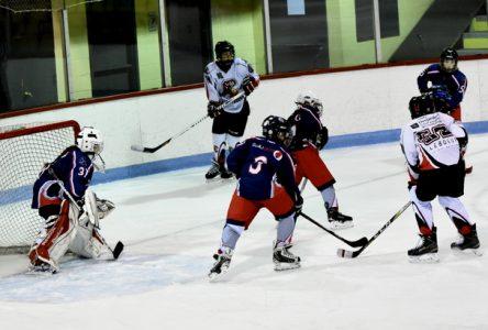 Hockey mineur Charlevoix: le rideau se tire sur la saison régulière