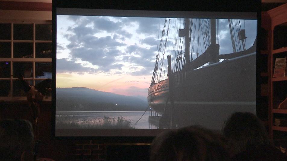 Le film Charlevoix, fleuve et montagnes, distribué en plusieurs langues