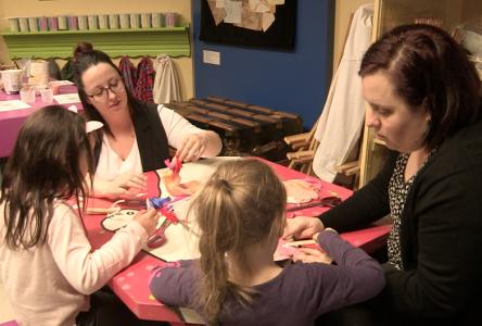Relâche : le Musée de Charlevoix propose des ateliers pour enfants