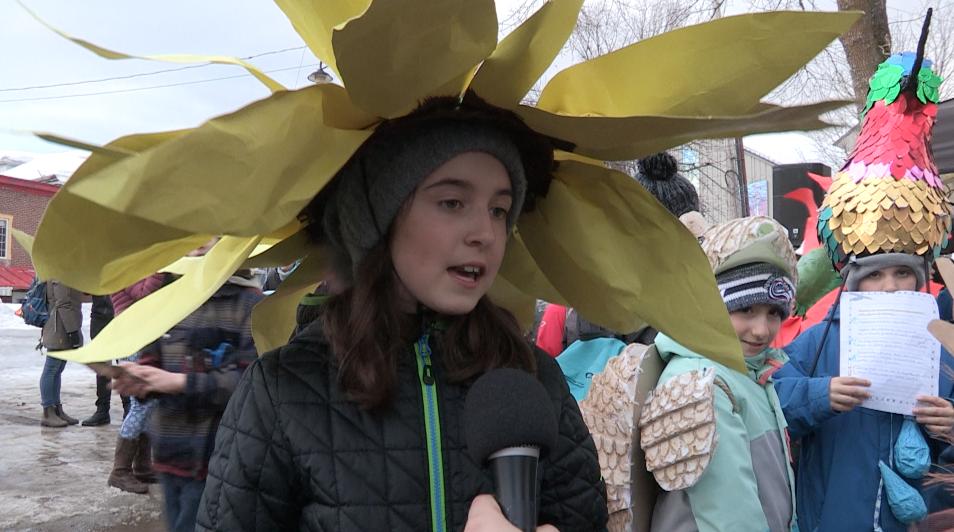 Manifeste pour la planète : la jeunesse a quelque chose à vous dire (vox pop vidéo)