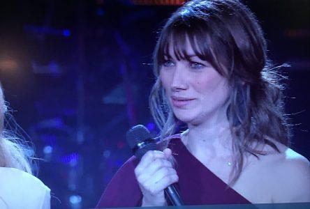 Geneviève Jodoin franchit une autre étape à La Voix