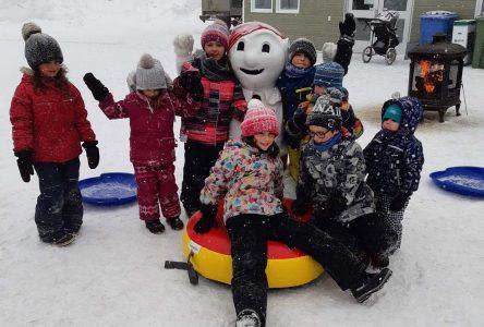 Deux jours d'activités hivernales  l'an prochain aux Éboulements