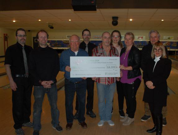 12 000 $ pour la Fondation de l'Hôpital de Baie-Saint-Paul