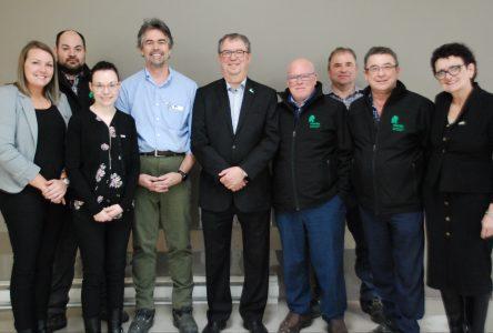 L'usine Résolu de Clermont rencontre son PDG pour la première fois