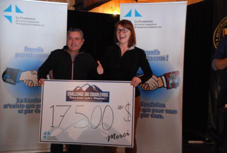 17 500 $ pour la Fondation du Centre Hospitalier St-Joseph de La Malbaie