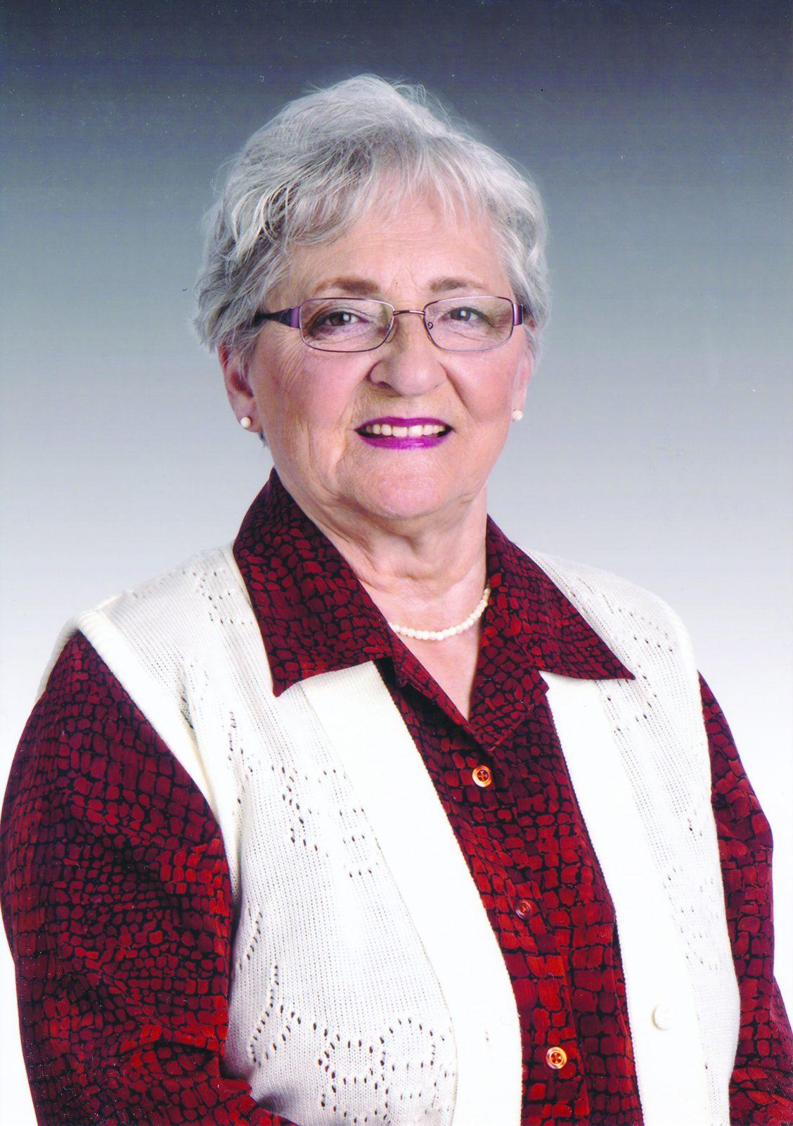 Mme Berthe Carré