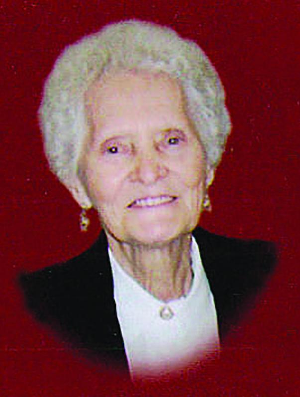 Mme Yvonne Lavoie