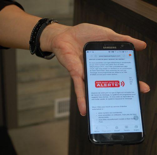 Système d'appels automatisé : le test a permis de rejoindre 3 500 personnes