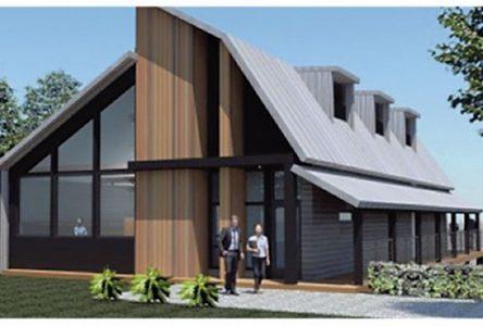 Une nouvelle aire gourmande sera accessible au Centre de l'Émeu de Charlevoix