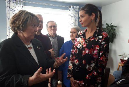 Geneviève Guilbault annoncera un «investissement important» pour la région