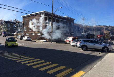 Sécurité incendie : Une force de frappe de 44 % à La Malbaie