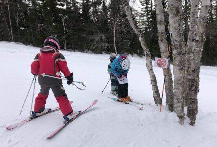 Des jeunes à la chasse… au trésor au Mont Grand-Fonds