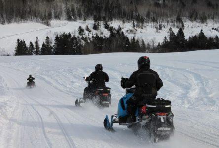 Petite-Rivière Saint-François veut son sentier de motoneige