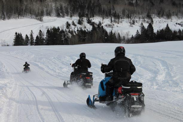 Les clubs de motoneiges de Charlevoix recevront près de 76 000 $