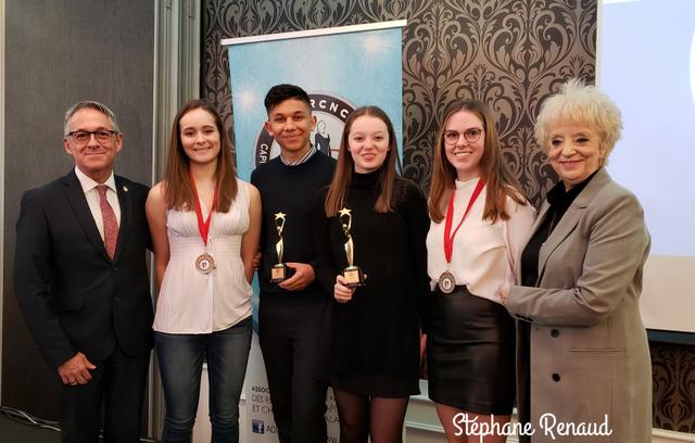 Quatre patineurs du CPA de Baie-Saint-Paul honorés au Gala des lauréats 2019