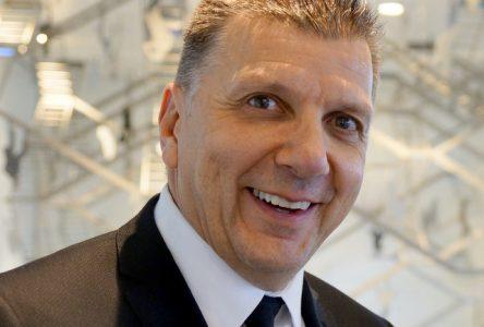 André Roy nommé vice-président à la direction général du Groupe Le Massif