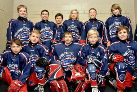 Hockey mineur: pas d'équipe double lettre en septembre