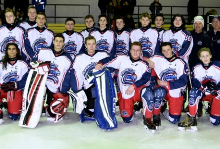 Coupe Ledor : le midget A s'incline