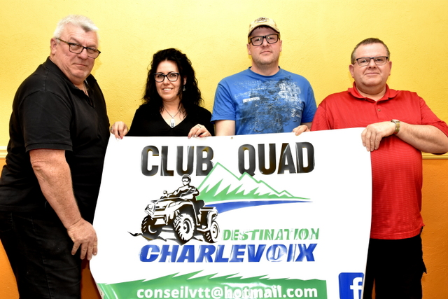 Le Club Quad Destination Charlevoix prend le virage 2.0