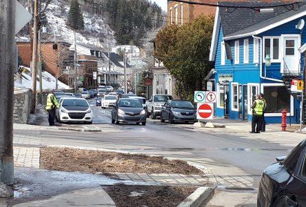 Ceinture de sécurité: opération policière à La Malbaie et Baie-Saint-Paul