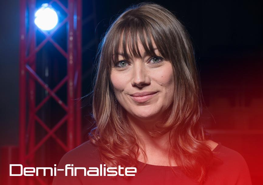 Geneviève Jodoin atteint la demi-finale