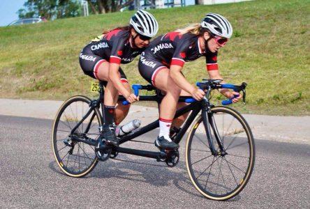 Annie Bouchard en confiance pour…  deux coupes du monde de paracyclisme