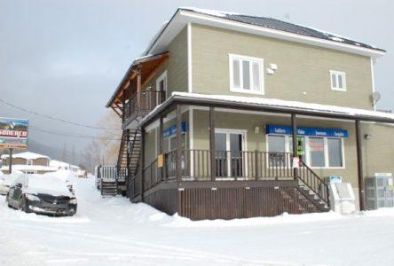 L'épicerie du village ouvrira en mai à Petite-Rivière-Saint-François