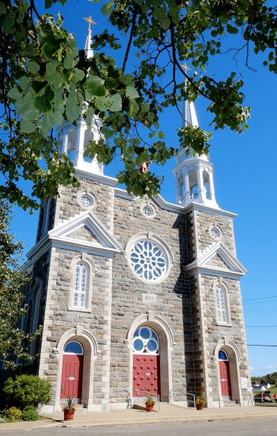 Plus de 100 insulaires se mobilisent pour l'église Saint-Louis