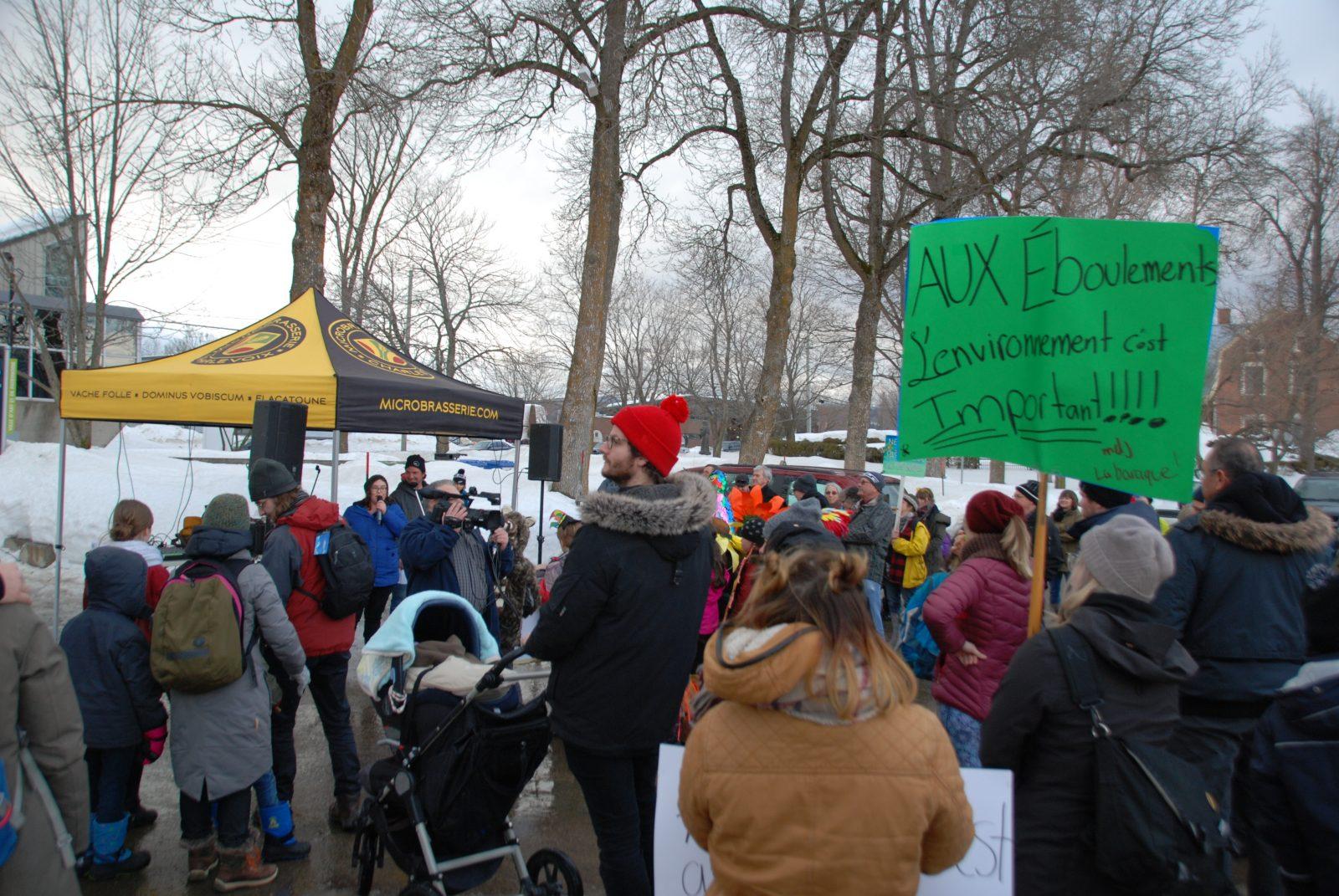 Jour de la Terre : un rassemblement s'organise