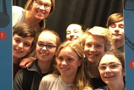 Sept médailles d'or pour les musiciens du centre éducatif Saint-Aubin