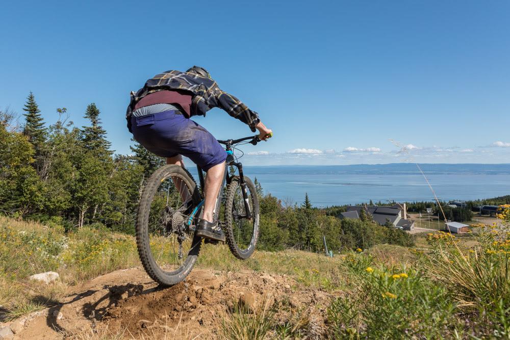 De nouveaux sentiers de vélo de montagne au Massif dès l'été 2020