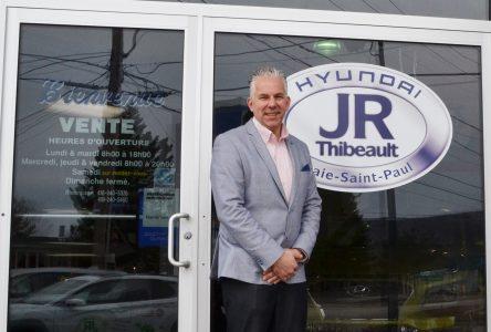 Sébastien Thibeault est en nomination comme ambassadeur au Canada