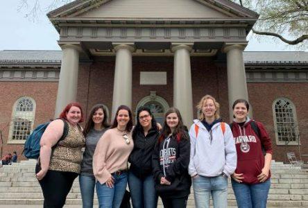Virée à Boston pour des élèves du Centre d'études collégiales en Charlevoix