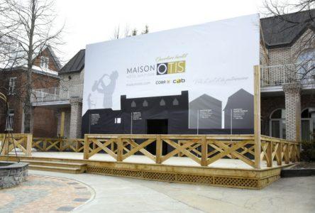 Terrasse de la maison Danais: fermera… fermera pas?