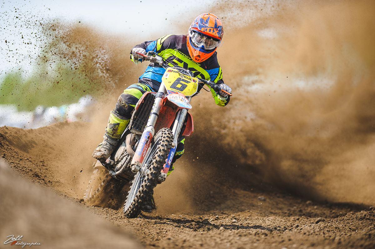 Motocross: Marc-André Tremblay passe chez les pros