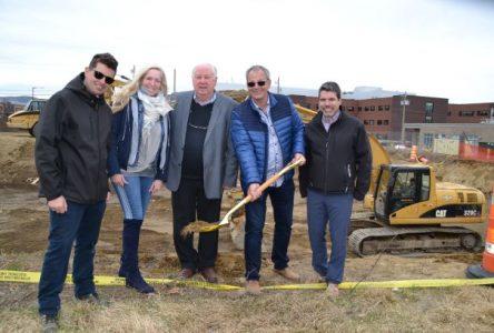 Un projet immobilier de 5 millions sera construit à Baie-Saint-Paul
