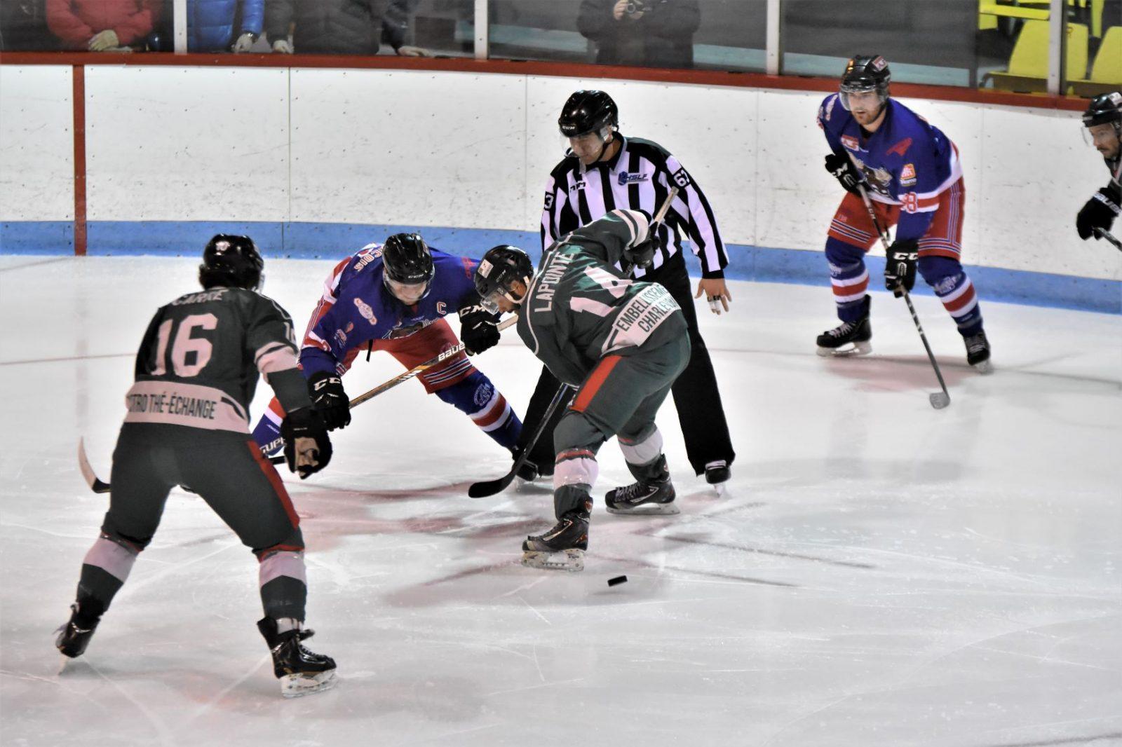 Saint-Bruno se joint à la Ligue de hockey sénior du Lac au Fleuve