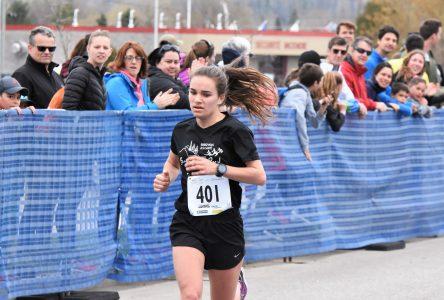 Rendez-vous de la santé: Kellyanne Lahaie, première femme au 5 km