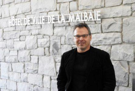 Casino de Charlevoix :Michel Couturier est satisfait de sa rencontre