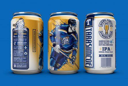 Country Club Microbrasserie: des bières inspirées par Brendan Gallagher et cie