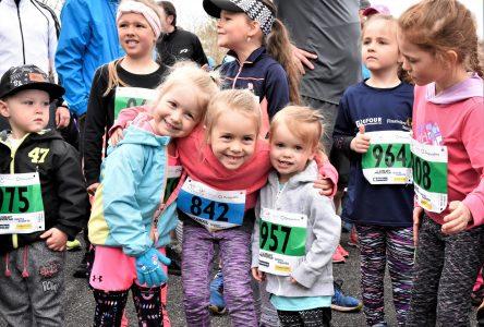 Rendez-vous de la santé: nos petits athlètes en images