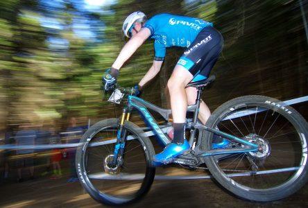 Coupe Québec/Canada de vélo de montagne: des prouesses à venir admirer