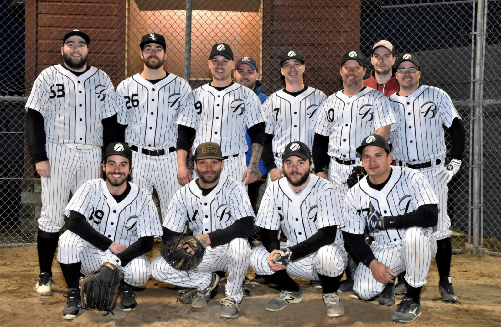 Ligue de softball de Charlevoix: lutte à deux en perspective