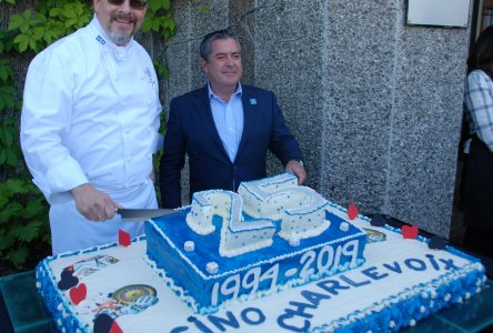 Le Casino de Charlevoix souffle ses 25 bougies